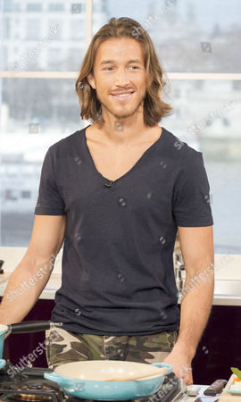 Editorial image of 'This Morning' TV Programme, London, Britain - 08 Jan 2014