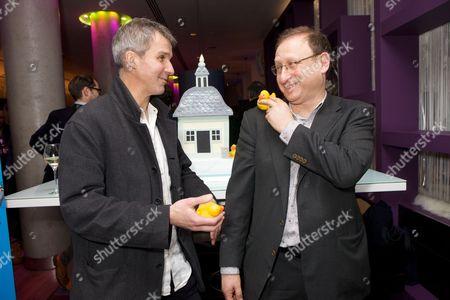 Colin Swash and Dan Patterson