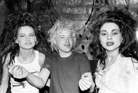 Stock Image of The Wag Club. Kate Garner. Jeffrey Hinton, Princess Julia. 1981