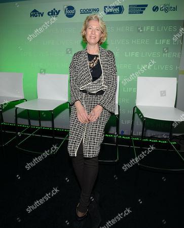 HGTV President Kathleen Finch