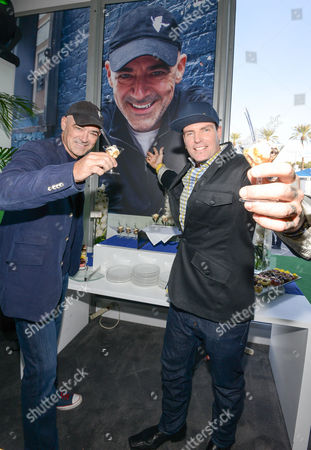 Todd Carmichael and Vanilla Ice