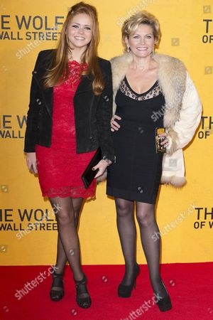 Lucy Shackell and Fiona Fullerton