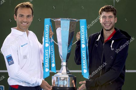 Ross Hutchins and Oliver Golding