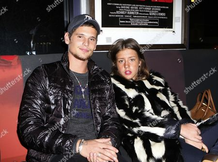 Jeremie Laheurte and Adele Exarchopoulos