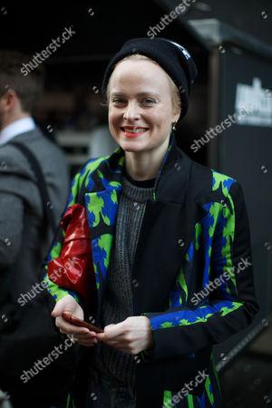 Stock Photo of Louise Gray