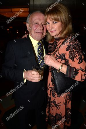 Stock Photo of Guest and Mandy Rice Davies