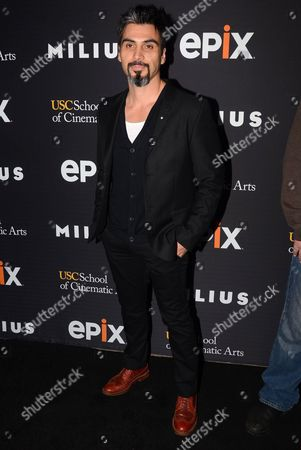 Editorial photo of 'Milius' film screening, Los Angeles, America - 09 Jan 2014