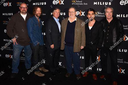 Editorial image of 'Milius' film screening, Los Angeles, America - 09 Jan 2014
