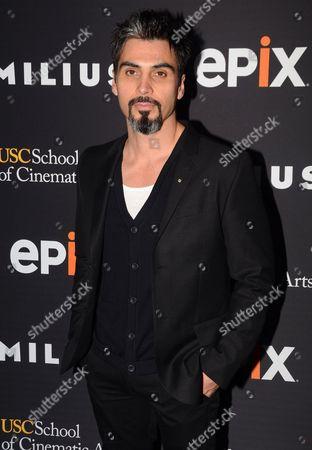 Stock Picture of Joey Figueroa