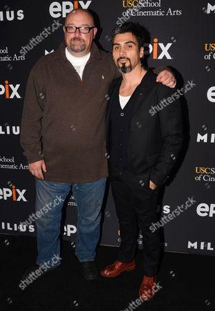 Editorial picture of 'Milius' film screening, Los Angeles, America - 09 Jan 2014