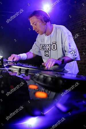Drum & Bass artist, DJ, Photek, UK 2000s