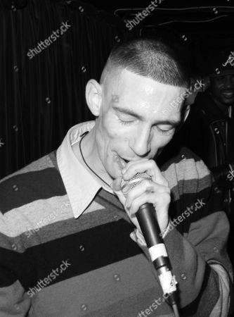 UK Hip Hop rapper, Skinnyman, UK 2006