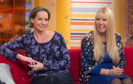 Editorial picture of 'Daybreak' TV Programme, London, Britain - 10 Jan 2014