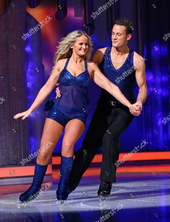 Gary Lucy and Katie Stainsby