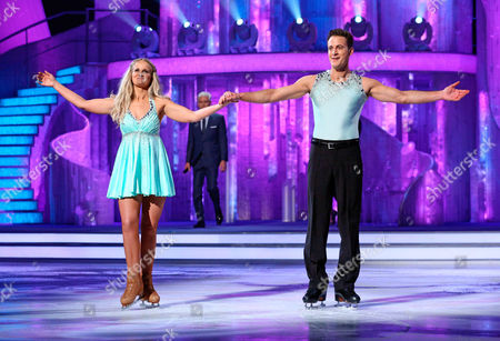 Editorial picture of 'Dancing on Ice' TV show, Elstree Studios, Hertfordshire, Britain - 12 Jan 2014
