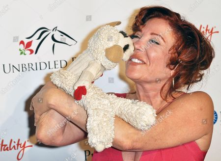 Stock Picture of Mallory Lewis and Lambchop