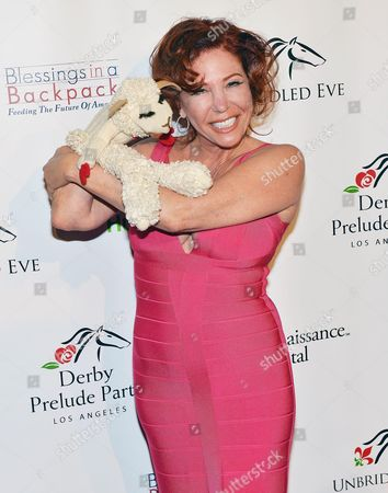 Editorial picture of 5th Annual Los Angeles Unbridled Eve Derby Prelude Party, Los Angeles, America - 09 Jan 2014