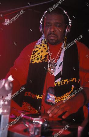 Afrika Bambaataa DJing UK 2000's