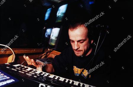Matthew Herbert performing at Homelands, UK 1999