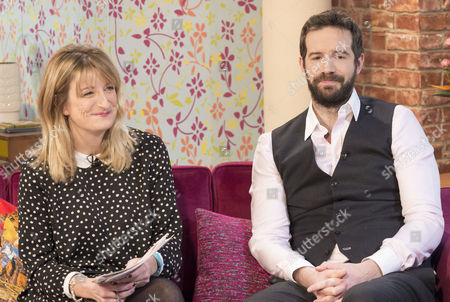 Alison Phillips and Stig Abell
