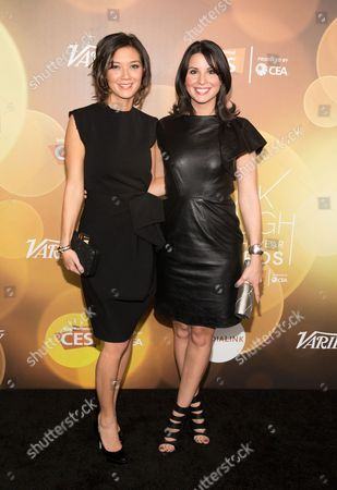 Beth Dover and Erica Oyama