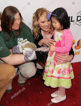 Editorial photo of 'The Nut Job' film premiere, Los Angeles, America - 11 Jan 2014