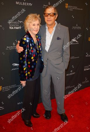 Michael York and wife Patricia McCallum