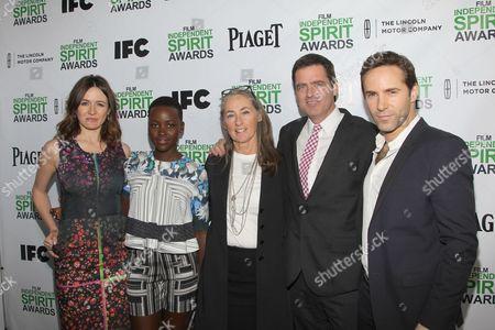 Emily Mortimer, Lupita Nyong'o, Mary Sweeney, Josh Welsh, Alessandro Nivola
