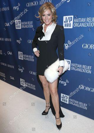 Editorial image of 3rd Annual Sean Penn and Friends Help Haiti Home gala, Beverly Hills, Los Angeles, America - 11 Jan 2014