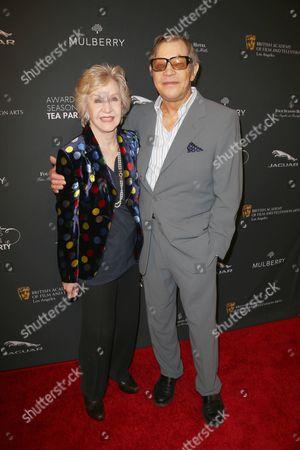 Editorial picture of BAFTA LA Tea Party, Los Angeles, America - 11 Jan 2014
