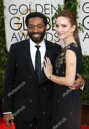 Editorial picture of 71st Annual Golden Globe Awards, Arrivals, Los Angeles, America - 12 Jan 2014