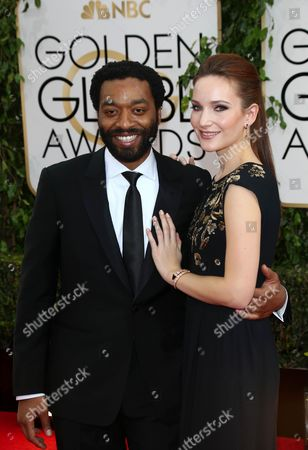Editorial image of 71st Annual Golden Globe Awards, Arrivals, Los Angeles, America - 12 Jan 2014