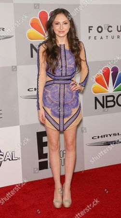 Editorial photo of 71st Annual Golden Globe Awards, NBC Universal Focus After Party, Los Angeles, America - 12 Jan 2014
