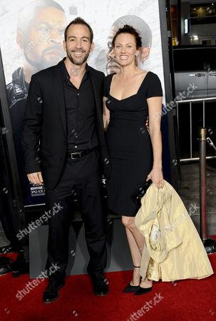 Editorial image of 'Ride Along' film premiere, Los Angeles, America - 13 Jan 2014