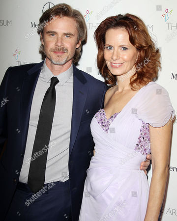 Sam Trammell, Missy Yager