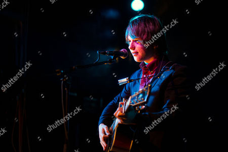 Editorial picture of John Lennon Mccullagh performing at Covo, Bologna, Italy - 10 Jan 2014