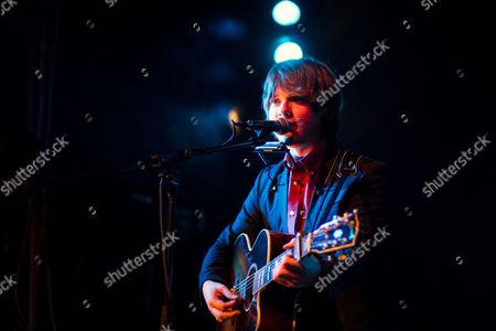 Stock Picture of John Lennon McCullagh