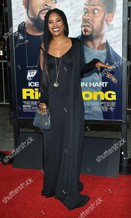 Editorial photo of 'Ride Along' film premiere, Los Angeles, America - 13 Jan 2014