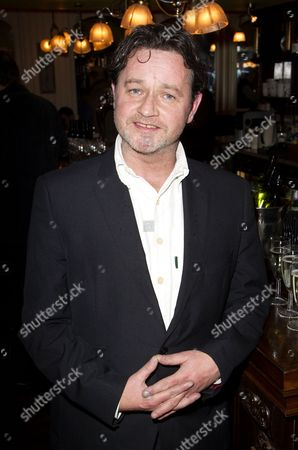 Editorial photo of 'Ghosts' press night and afterparty at Walkers of Whitehall, London, Britain - 14 Jan 2014