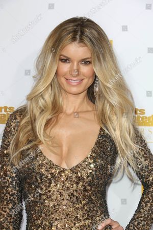 Editorial photo of 50th Anniversary of Sports Illustrated Swimsuit Issue, Los Angeles, America - 14 Jan 2014