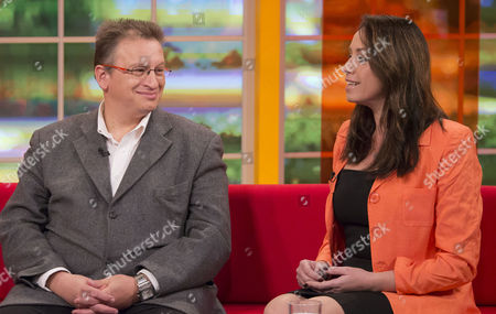 Pierre-Yves Gerbeau and Rachel Royce