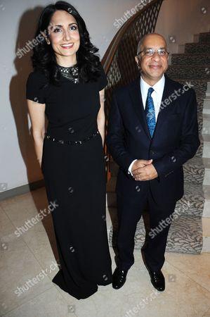 Stock Image of Renu Mehta and Rumi Verjee