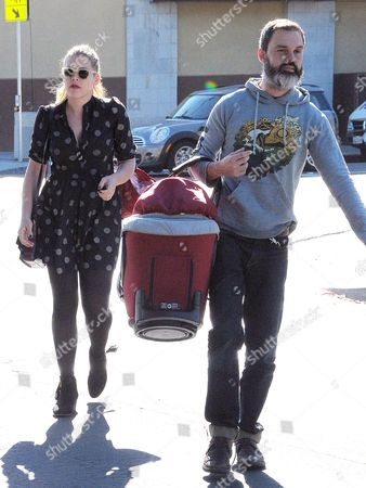 Busy Philipps and Marc Silverstein with daughter Cricket Pearl Silverstein