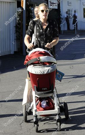 Busy Philipps with daughter Cricket Pearl Silverstein