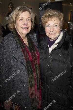 Anne Reid and Ruth Leon