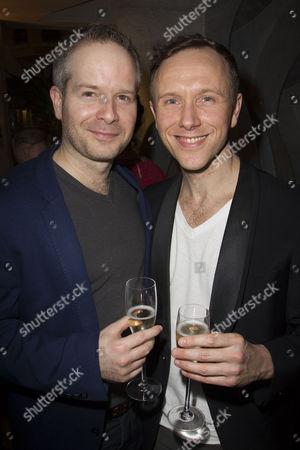Damian Humbley and Daniel Crossley