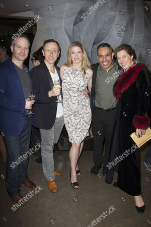 Editorial photo of 'Putting it Together' play press night after party, London, Britain - 15 Jan 2014