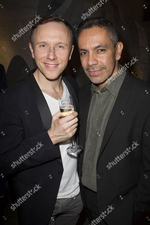 Editorial image of 'Putting it Together' play press night after party, London, Britain - 15 Jan 2014