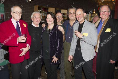 Editorial photo of Paines Plough 40th Anniversary Reunion, London, Britain - 15 Jan 2014