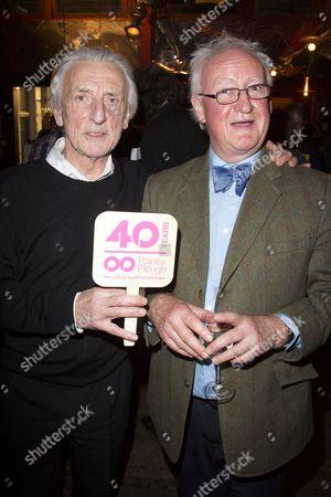 Eric Richard and Andrew Hewson